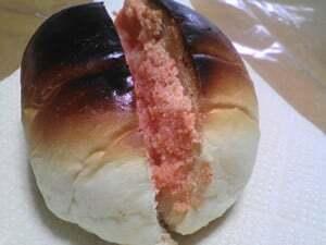 たらこパン