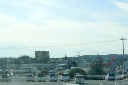 クロスガーデン中津川の予定地の写真