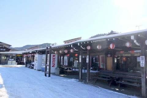 飛騨高山 ドライブステーション板蔵の写真