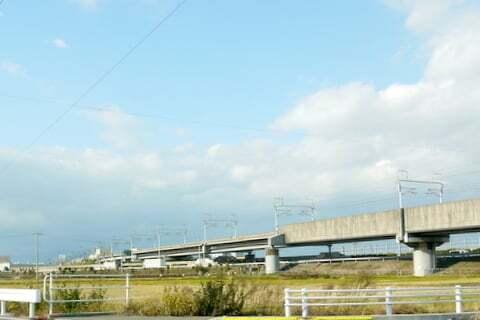 コストコ羽島倉庫店予定地周辺の写真