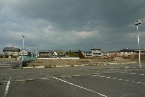 マックスバリュ津島店予定地の写真