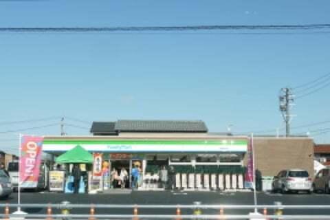 ファミリーマート関東福野町店の写真