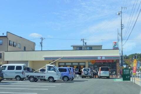 セブンイレブン高山岡本町店の写真