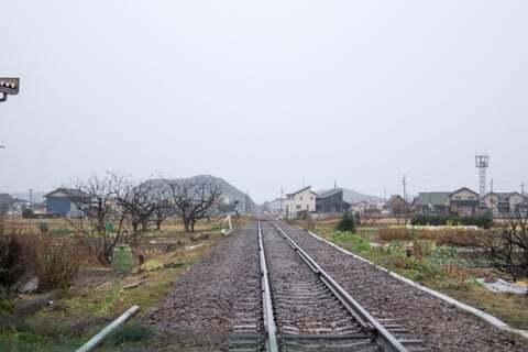 長良川鉄道越美南線の写真