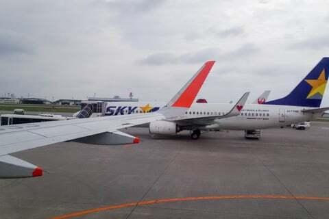 那覇空港の写真