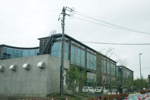 岐阜市立中央図書館の写真