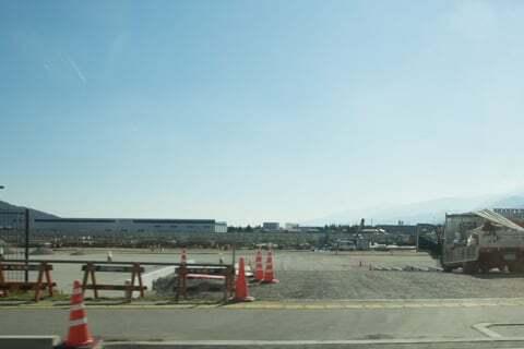 フレスポ大町 予定地の写真