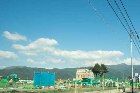 カタクラモール解体工事の写真