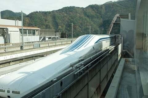 リニア新幹線 L0系の写真