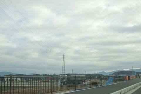 スーパーセンターオークワ中津川店 予定地の写真