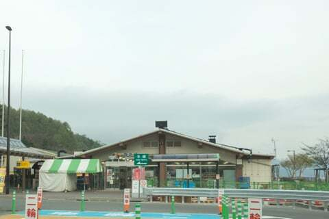 諏訪湖サービスエリア(下り)の写真