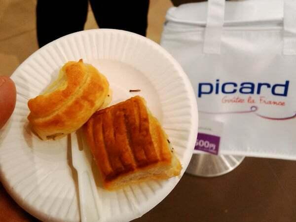 ピカール(Picard)のパンの写真