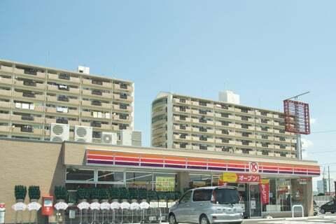 サークルK各務原六軒店の写真