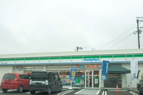 ファミリーマート可児羽崎八幡前店の写真