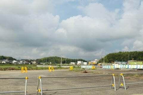 (仮称)明和町複合商業店舗予定地の写真