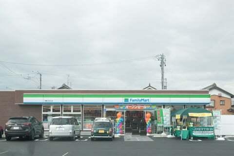 ファミリーマート羽島ふなばし店の写真