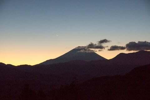 日出づる里の写真