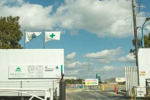 コストコホールセール浜松倉庫店の写真