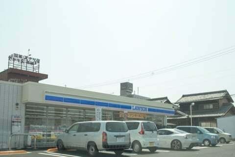 ローソン各務原蘇原新栄町店の写真