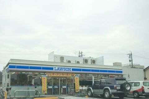 ローソン岐阜鹿島町店の写真