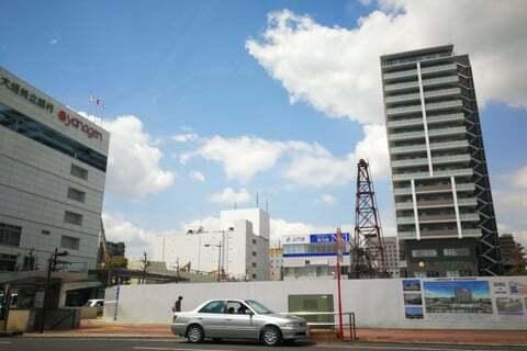 ローソンS大垣駅南口店の写真