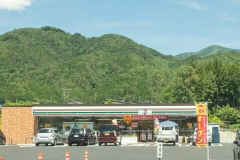 セブンイレブン中津川付知町店の写真