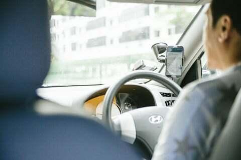 ドライバーの写真