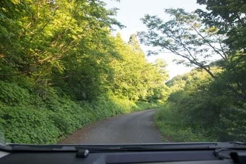 林道冠山線の写真
