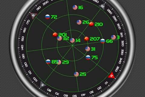 GPSの結果の写真