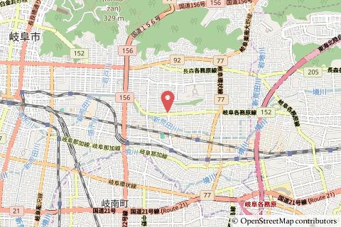Vドラッグ前一色店の地図の写真