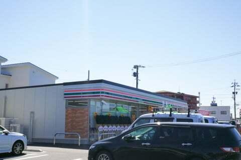 セブン−イレブン各務原川島河田町店の写真