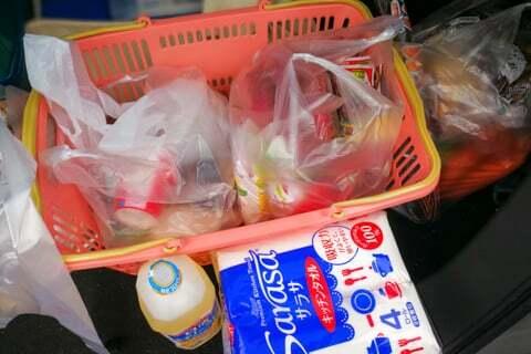 Vドラッグ岐阜県庁西店の購入品の写真