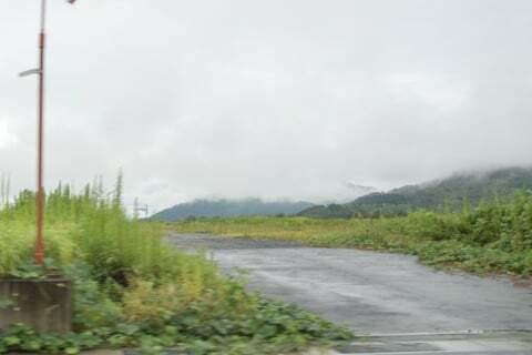 スーパーセンタートライアル近江八幡店の予定地の写真