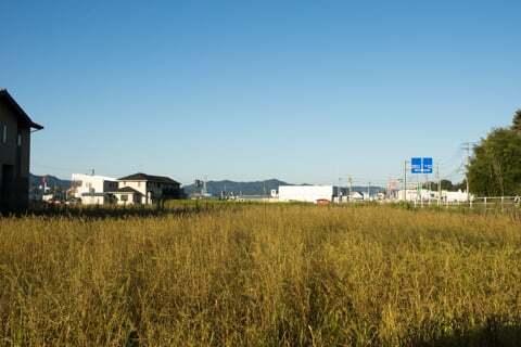 クスリのアオキ新池店の予定地の写真