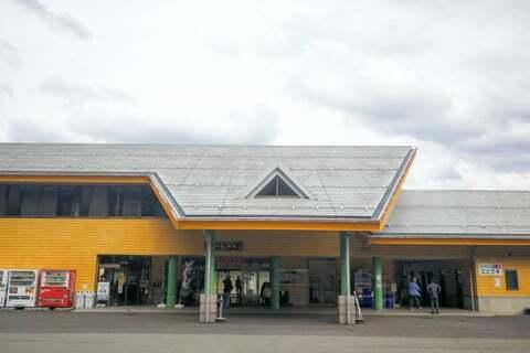 道の駅・和良 の写真