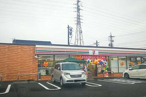 セブン−イレブン各務原那加野畑町店の写真