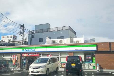 ファミリーマート岐阜金町七丁目店の写真