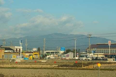 大垣市長松町の予定地の写真