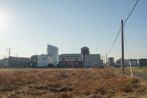 ドラッグコスモス薮田西店予定地の写真