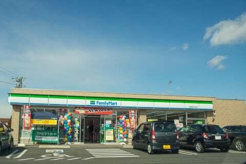 ファミリーマート各務原大伊木店の写真