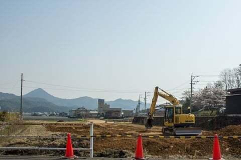 (仮称)ゲンキー山県市岩佐店の写真