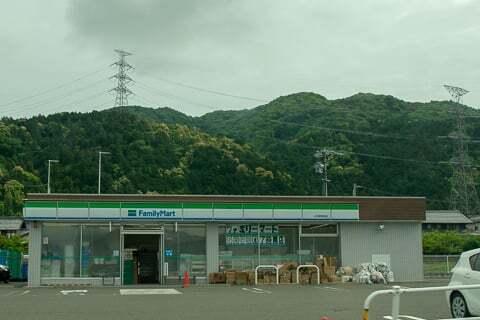 ファミリーマート上石津牧田店の写真