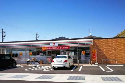 セブンイレブン羽島正木町新井店の写真