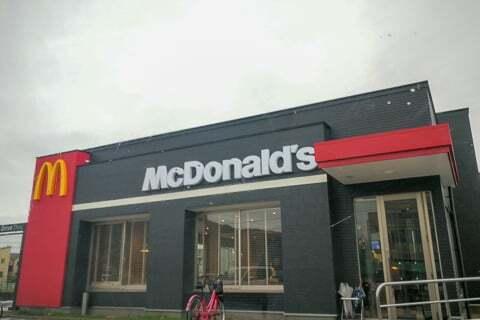 マクドナルド21号垂井店の写真