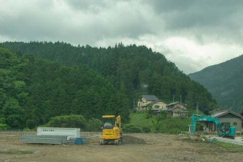 ゲンキー加茂白川店予定地の写真