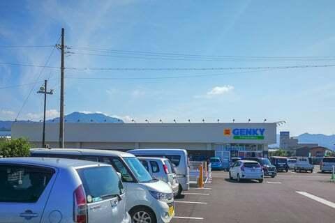 ゲンキー岩佐店の写真