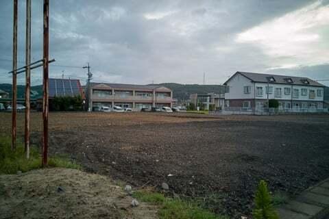 クスリのアオキ予定地の写真