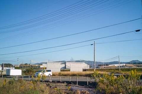 北勢ICの写真