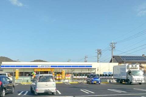 ローソン岐阜水海道店の写真