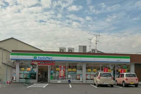 ファミリーマート垂井東店の写真